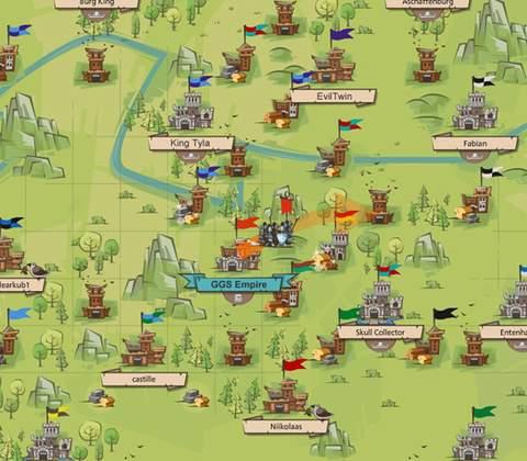 Goodgame Empire in-game screenshot 3
