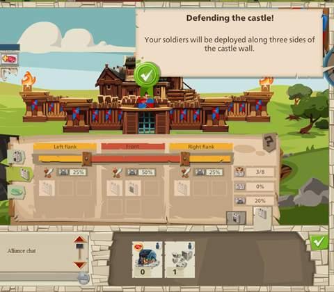Goodgame Empire in-game screenshot 4