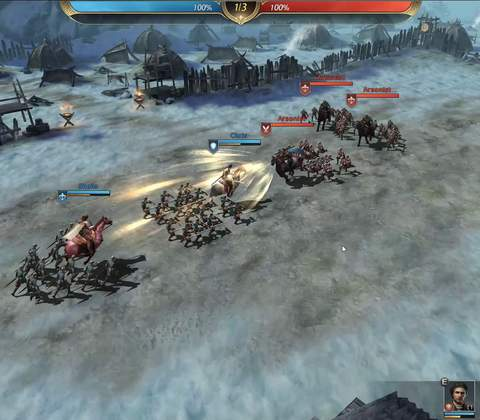 Game of Thrones: Winter Is Coming  in-game screenshot 3