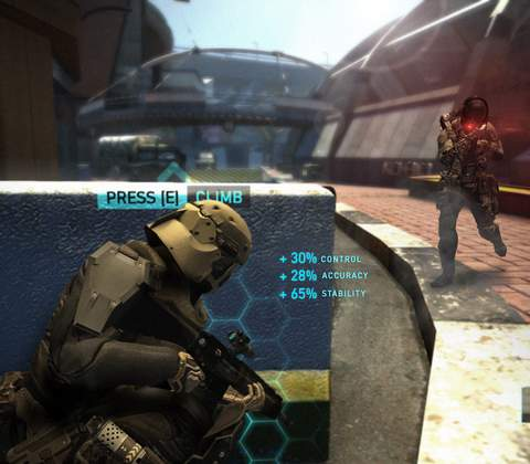 Ghost Recon Phantoms in-game screenshot 2