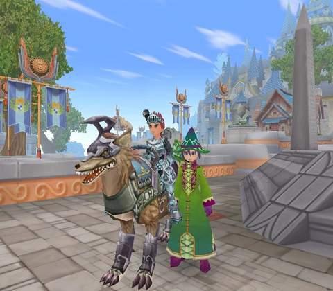 Grand Fantasia in-game screenshot 6