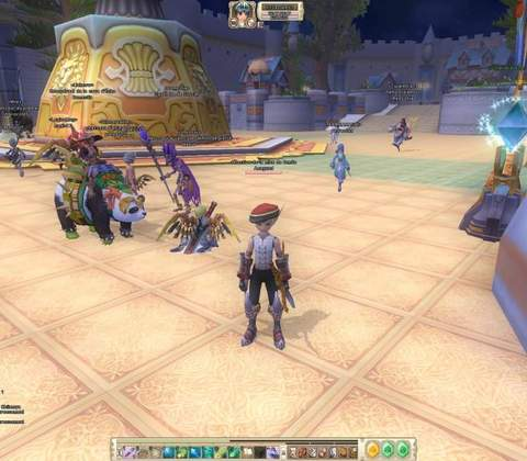 Grand Fantasia in-game screenshot 5