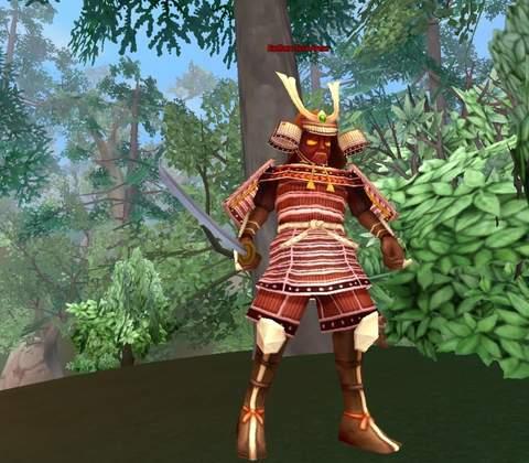 Grand Fantasia in-game screenshot 1