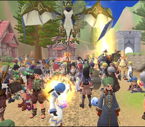 Grand Fantasia in-game screenshot 3