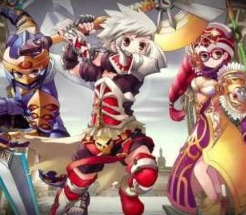 Grand Fantasia in-game screenshot 13