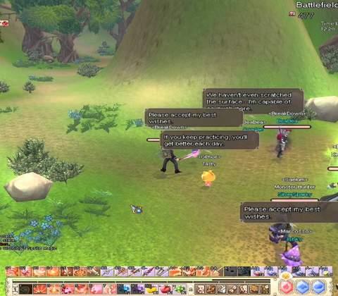 Grand Fantasia in-game screenshot 15