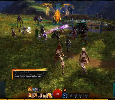Guild Wars 2 in-game screenshot 8
