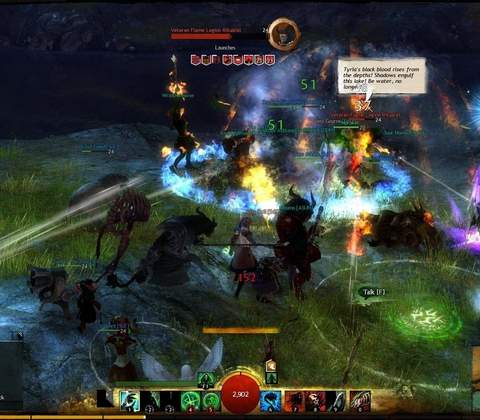 Guild Wars 2 in-game screenshot 2