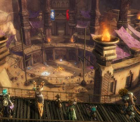 Guild Wars 2 in-game screenshot 4