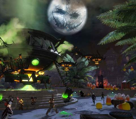 Guild Wars 2 in-game screenshot 1