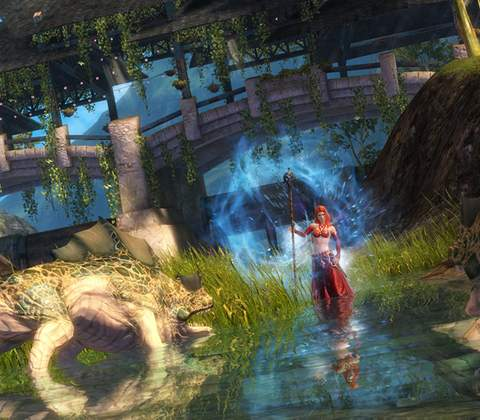 Guild Wars 2 in-game screenshot 6