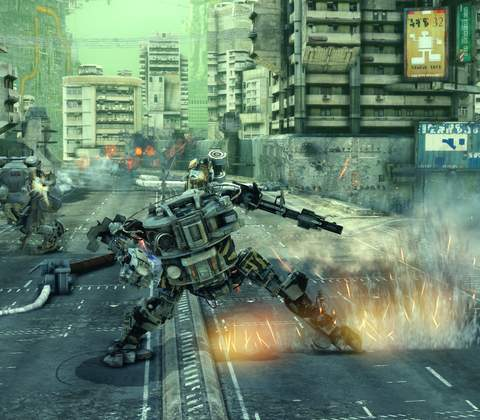 Hawken in-game screenshot 3