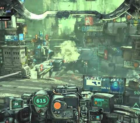 Hawken in-game screenshot 4