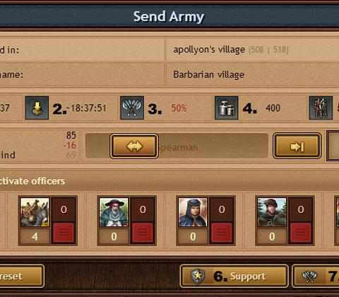 Tribal Wars 2 in-game screenshot 4