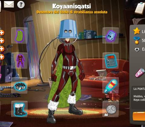 Hero Zero in-game screenshot 1