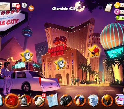 Hero Zero in-game screenshot 2