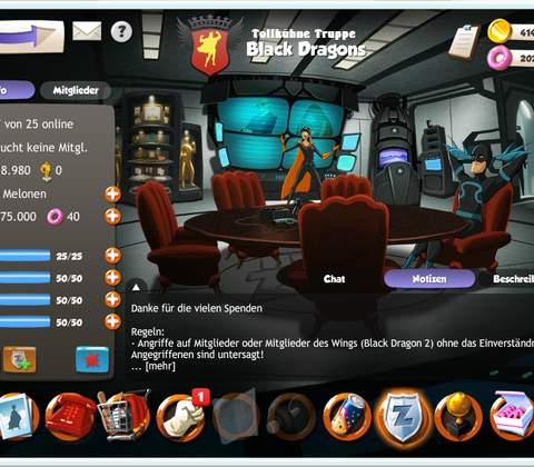 Hero Zero in-game screenshot 3