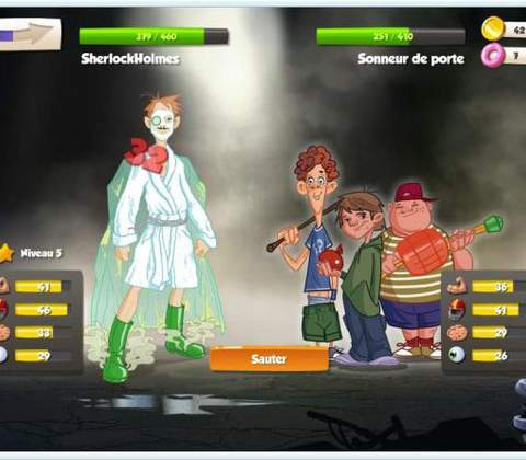 Hero Zero in-game screenshot 5