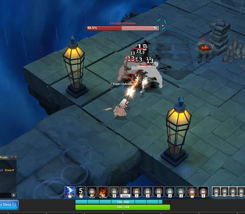 HeroWarz in-game screenshot 5