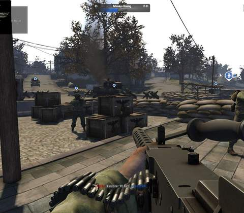 Heroes & Generals in-game screenshot 3
