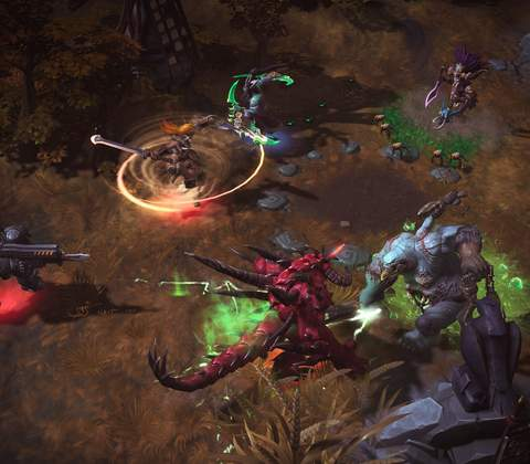 Heroes of the Storm in-game screenshot 5