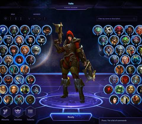 Heroes of the Storm in-game screenshot 7