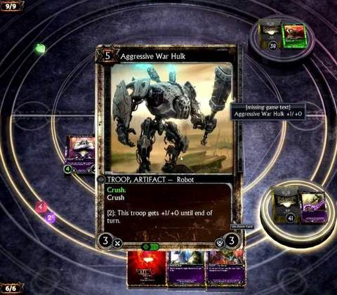 Hex: Shards of Fate in-game screenshot 11