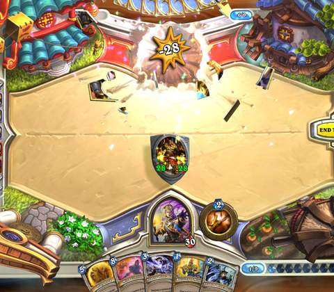 Hearthstone: Heroes of Warcraft in-game screenshot 4