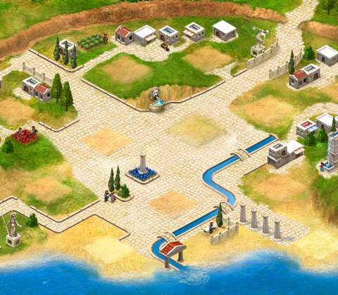 Ikariam in-game screenshot 3