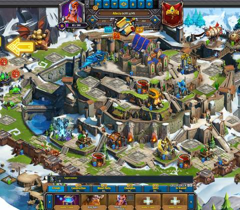 Nords: Heroes of the North in-game screenshot 4