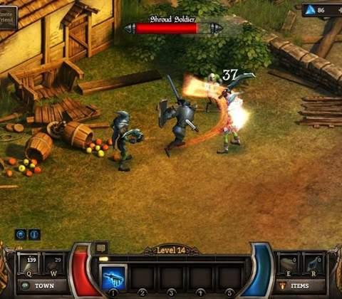 KingsRoad in-game screenshot 5