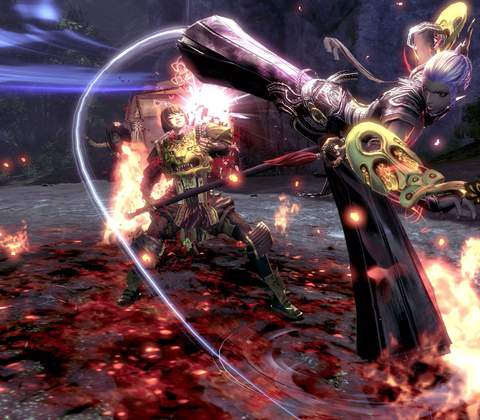 Blade and Soul in-game screenshot 2