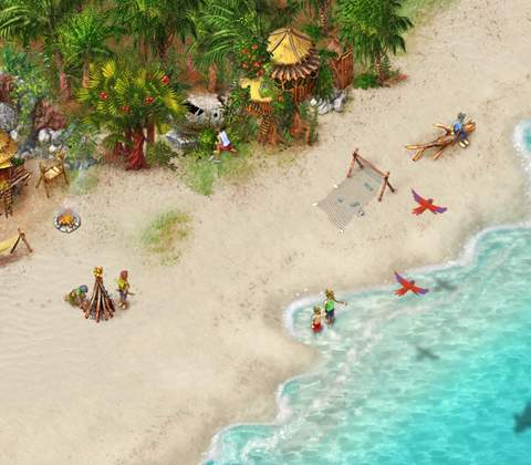 Lagoonia in-game screenshot 2