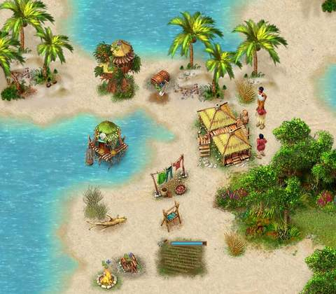 Lagoonia in-game screenshot 3