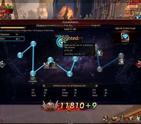 League of Angels III in-game screenshot 3