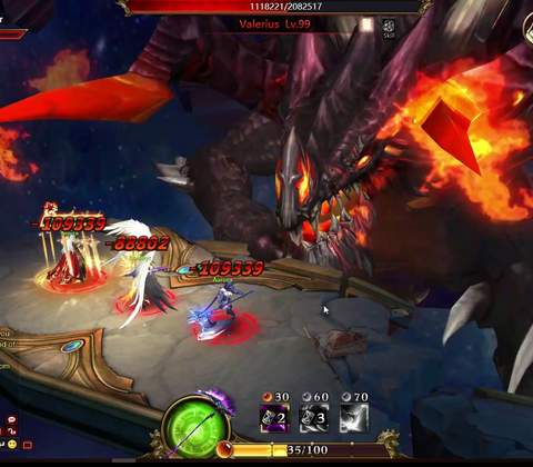 League of Angels III in-game screenshot 8