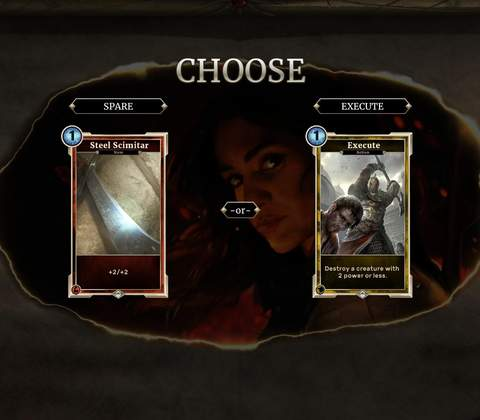 The Elder Scrolls: Legends in-game screenshot 4