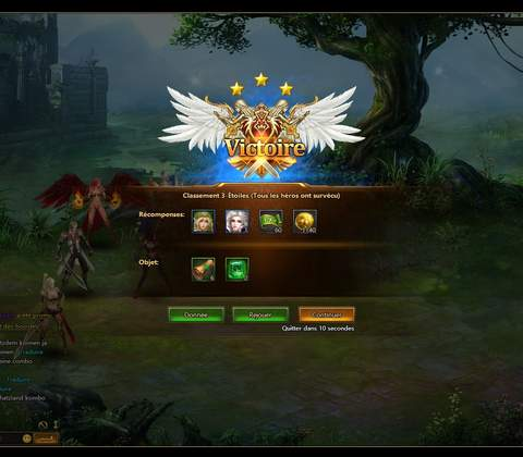 League of Angels II in-game screenshot 11