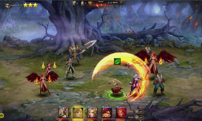 Favori Review of League of Angels II - MMO & MMORPG Games PE51