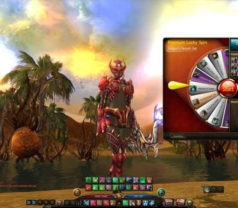 Maestia in-game screenshot 5