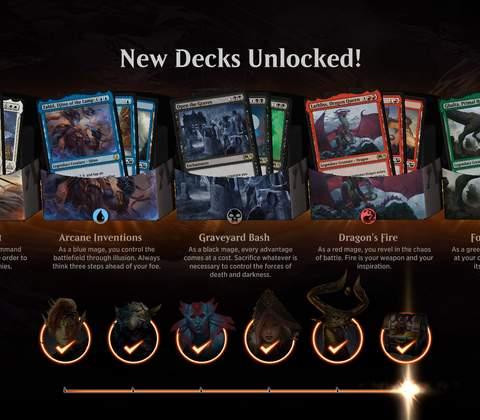 Magic: The Gathering Arena - Open Beta in-game screenshot 10