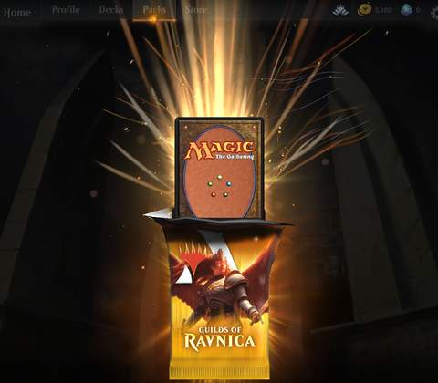 Magic: The Gathering Arena - Open Beta in-game screenshot 12