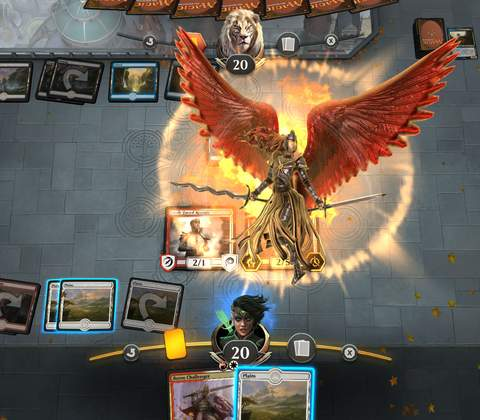 Magic: The Gathering Arena - Open Beta in-game screenshot 2