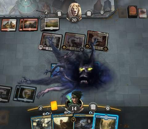 Magic: The Gathering Arena - Open Beta in-game screenshot 4