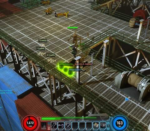 Marvel Heroes in-game screenshot 2