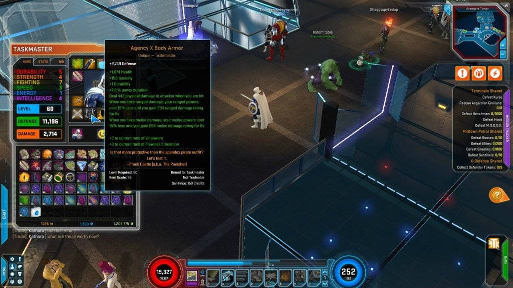 Review Of Marvel Heroes Mmo Mmorpg Games