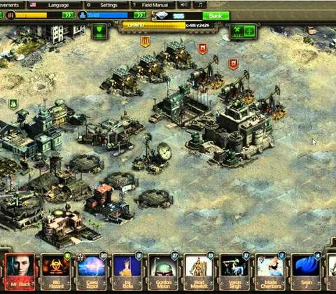 Soldiers Inc. in-game screenshot 4