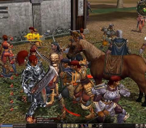 Metin2 in-game screenshot 11