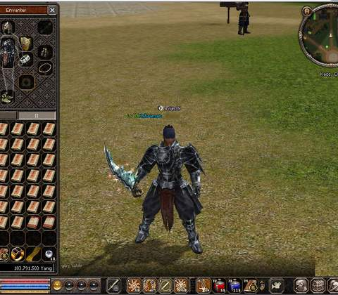 Metin2 in-game screenshot 9
