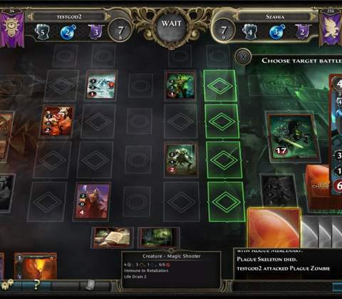 Might & Magic Duel of Champions in-game screenshot 3